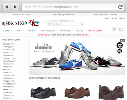 demo-shoes.shopmania.biz
