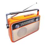 Portabl Radio aparati